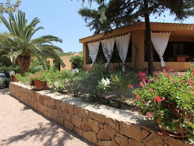 Photo for Villa surrounded by greenery for a family holiday 900 meters from the sea