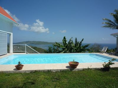 Photo for small furnished house rental with pool Robert Martinique
