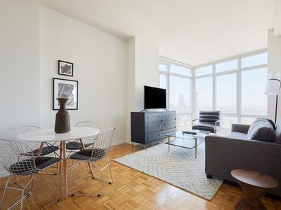 Photo for Sonder | Theater Suites | Stunning 1BR + Sofa Bed
