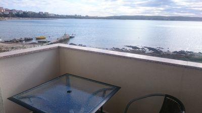 Photo for Holiday apartment near the sea