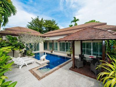 Photo for Rawai Villa Le Grand managed by Phuket Hello is located near Rawai Beach