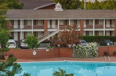 Photo for RARE FIND!! THREE COMFY UNITS, 2 POOLS, GARDEN