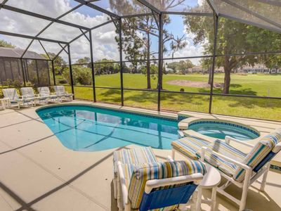 Photo for South Facing Pool Golf Community-Gated-Gameroom-Southern Dunes