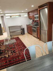 Photo for New Listing! Gowanus Bklyn DUPLEX Garden Apartment in Owner Occupied home