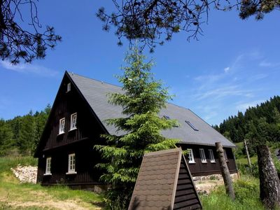 Photo for Holiday apartment Klingenthal for 2 - 5 persons with 3 bedrooms - Farmhouse