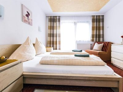 Photo for Double room with shower, WC (2) - Mühlhof, guesthouse