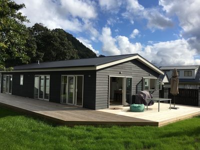 Photo for Brand new holiday home on Beach Road