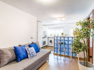 Photo for Plaza Eliptica I - Apartment for 6 people in Madrid