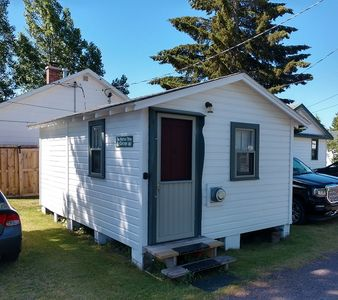 Photo for HARBOR PINES: Eagle Harbor-Clean, cozy 1 room cabin across from Lake Superior