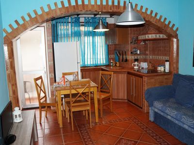 Photo for Homerez last minute deal - Beautiful apt in Arona and Wifi