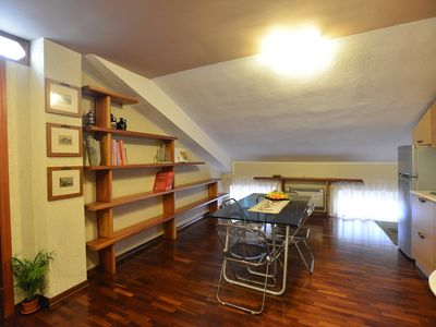 Photo for Elegant and comfortable Loft in the historic center