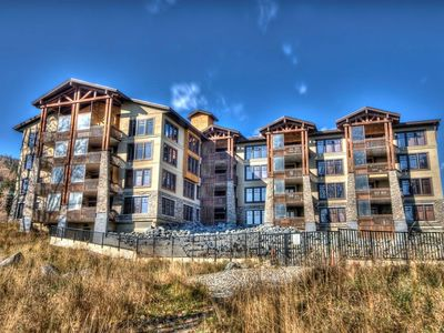 Photo for Luxury 3 Bdrm Condo on Mountain - Golf, Hike, Mountain Bike, Ski and More!