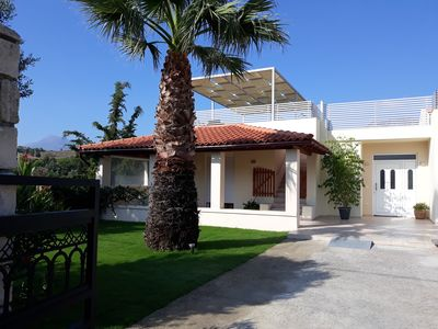 Photo for Villa Ermioni(just in the middle of Crete)