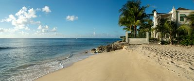 Photo for Caprice - Beachfront - Beach Front - Barbados