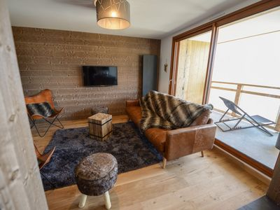 Photo for Le Kaila Grand Duplex Chaleureux Alpe d'Huez - Apartment for 6 people in L'Alpe d'Huez