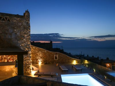 Photo for Villa Rea, cozy villa with sunset view and beautiful outdoor areas by Elite Estates.