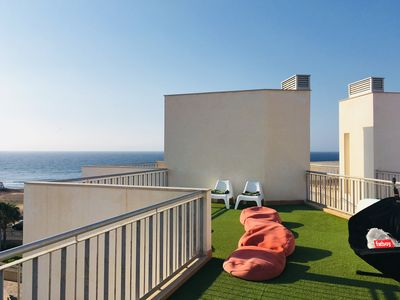 Photo for Holiday apartment El Medano for 1 - 8 persons with 3 bedrooms - Holiday apartment
