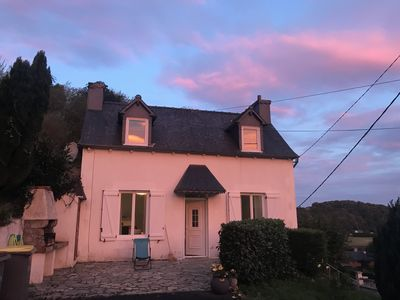 Photo for Beautiful Breton house with a large quiet garden near the TRIEUX