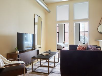 Photo for Bold 2BR in Downtown Crossing by Sonder