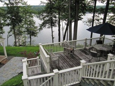 Photo for 2BR Cottage Vacation Rental in Moravia, New York