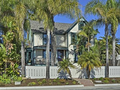 Photo for 'The Lillie House' in Santa Barbara Area, By Beach
