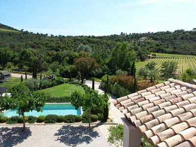 Photo for Bastide ALEXELIA, beautiful apartment in the vineyards