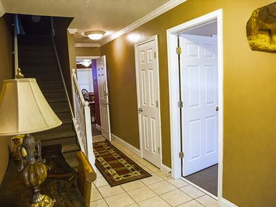 Photo for 4 Bedroom 3 & 1/2 Bath Mountain Condo In Downtown Helen With Hot Tub