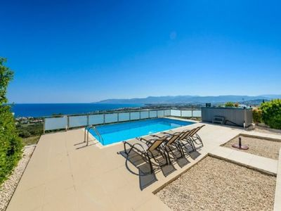 Photo for Rent this Villa with mejastic Sea Views Polis Villa 106