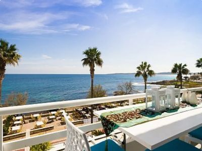 """Photo for Apartment """"Bona Vista Mar"""" with Seaview, Balcony, Air Conditioning & Wi-Fi"""