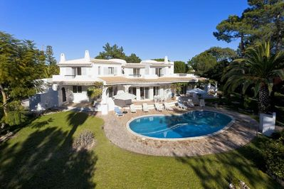 Traditional Villa with Heatable Pool, WiFi, Air-Con W104 - 1