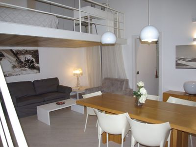 Photo for Charming and functional apartment in the historic center of Naples. It can accommodate 4 people.
