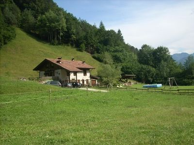 Photo for Holiday apartment With 20.000 mq of land