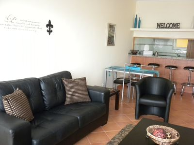 Photo for This beautifully furnished Apartment In Lagos Offers Wonderful Seaside Vi