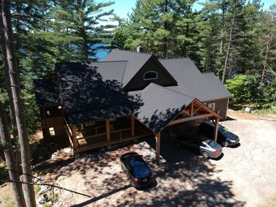 Photo for Tarry-A-While Lake House - Executive Year-Round Cottage