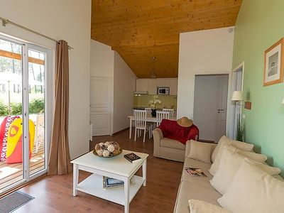 Photo for Vacation home Les Cottages du Lac in Biscarrosse - 4 persons, 2 bedrooms