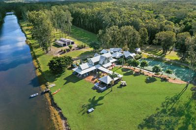 The Banksias Estate with private waterway