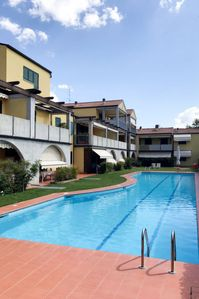 Photo for Apartment San Severo (BDL120) in Bardolino - 4 persons, 1 bedrooms