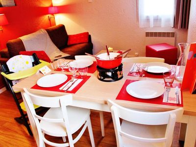 Photo for VVF Villages Le Balcon du Mont Blanc *** - 2 rooms 6 people
