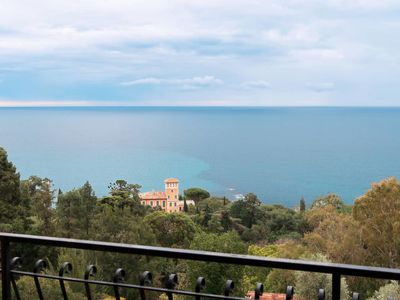 Photo for Apartment Vista Capo Mortola (VMA290) in Ventimiglia - 4 persons, 2 bedrooms