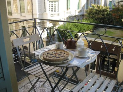 Photo for Charming apartement in the heart of Nice