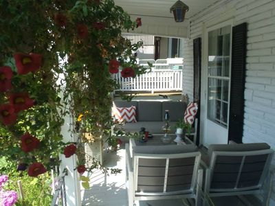 Photo for Charming Beaches Century House, Steps to the Beach & Shops, Downtown in 10 min!