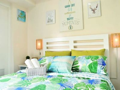 Photo for COOLSCAPE Tagaytay:FRESH 1BR with WIFI/Cable/Pool