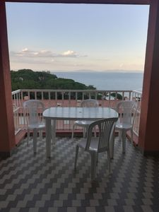Photo for Four-room apartment in the Capo D'Arco area with direct access to the sea