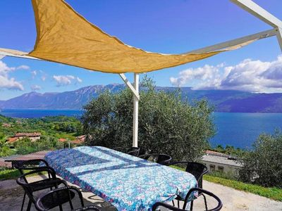 Photo for Holiday house Toscolano-Maderno for 2 - 6 persons with 3 bedrooms - Holiday house