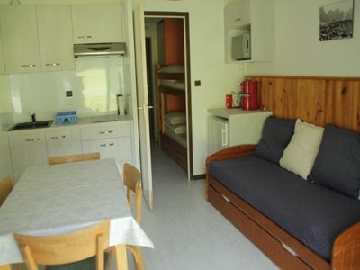 Photo for Apartment Châtel, 1 bedroom, 4 persons