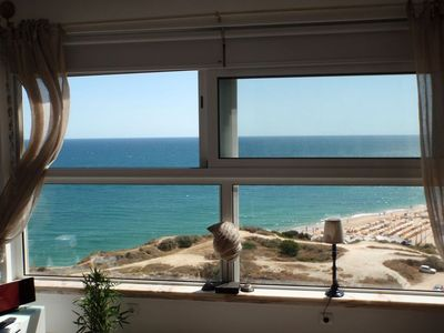 Photo for BEACH - APARTMENT MIRAMAR DIRECTLY ON THE SEA WITH A DREAM SEA VIEW