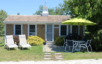 Photo for Fully Equipped Cottage Steps from Lighthouse Beach and South Beach