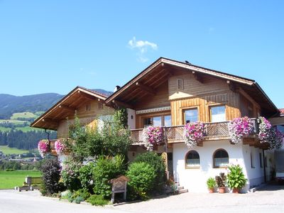 Photo for Holiday home in calm, sunny location, close to the ski area Hochzillertal