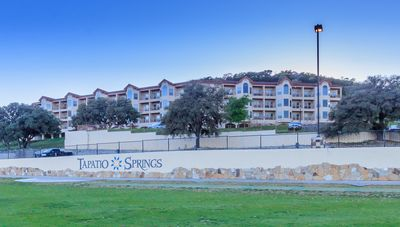 Gorgeous condos at Tapatio Springs Country Club.