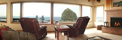 180 degree Ocean View